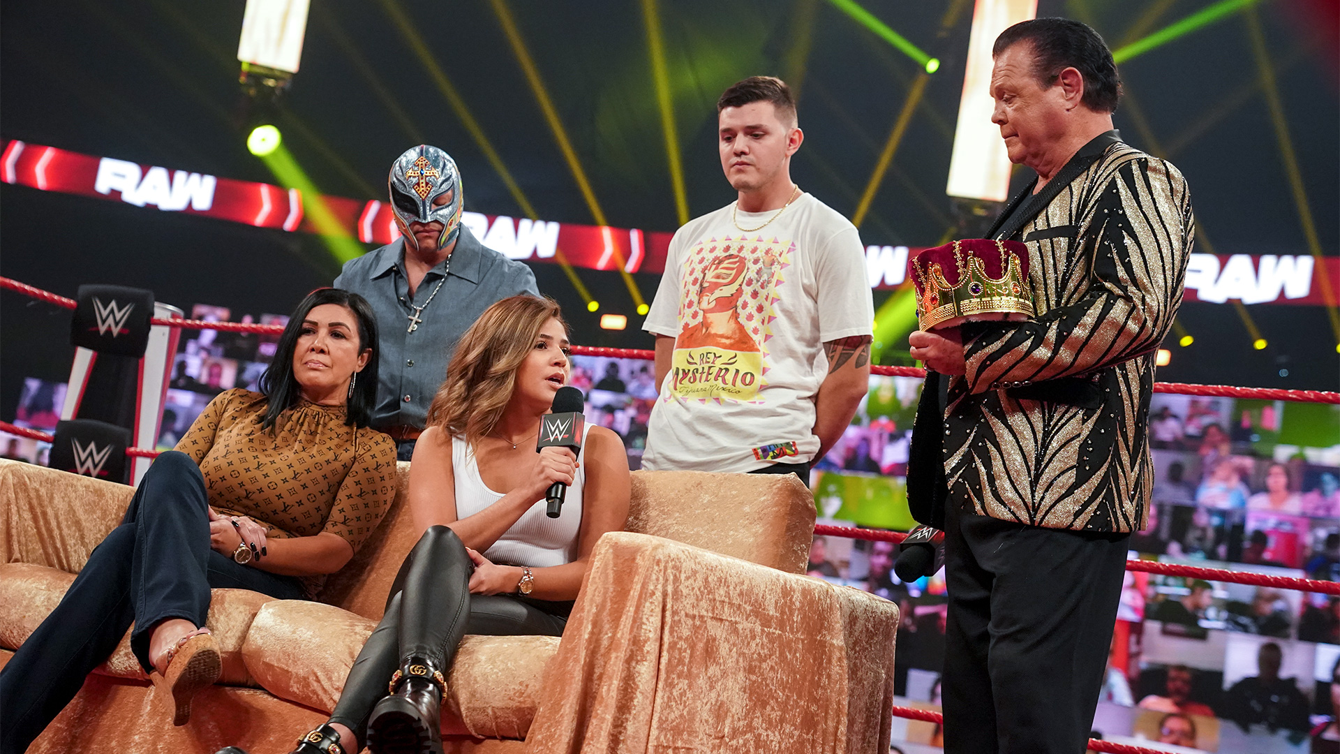 Seth Rollins faz grande revelação envolvendo Aalyah Mysterio