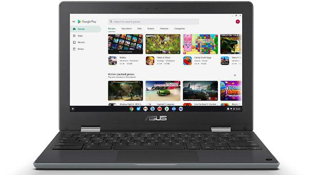 ASUS's Chromebook Lineup