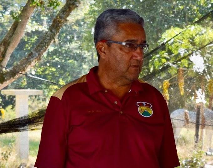 César Guzmán renunció a la presidencia de la Liga de Fútbol del Tolima: Estos fueron sus motivos