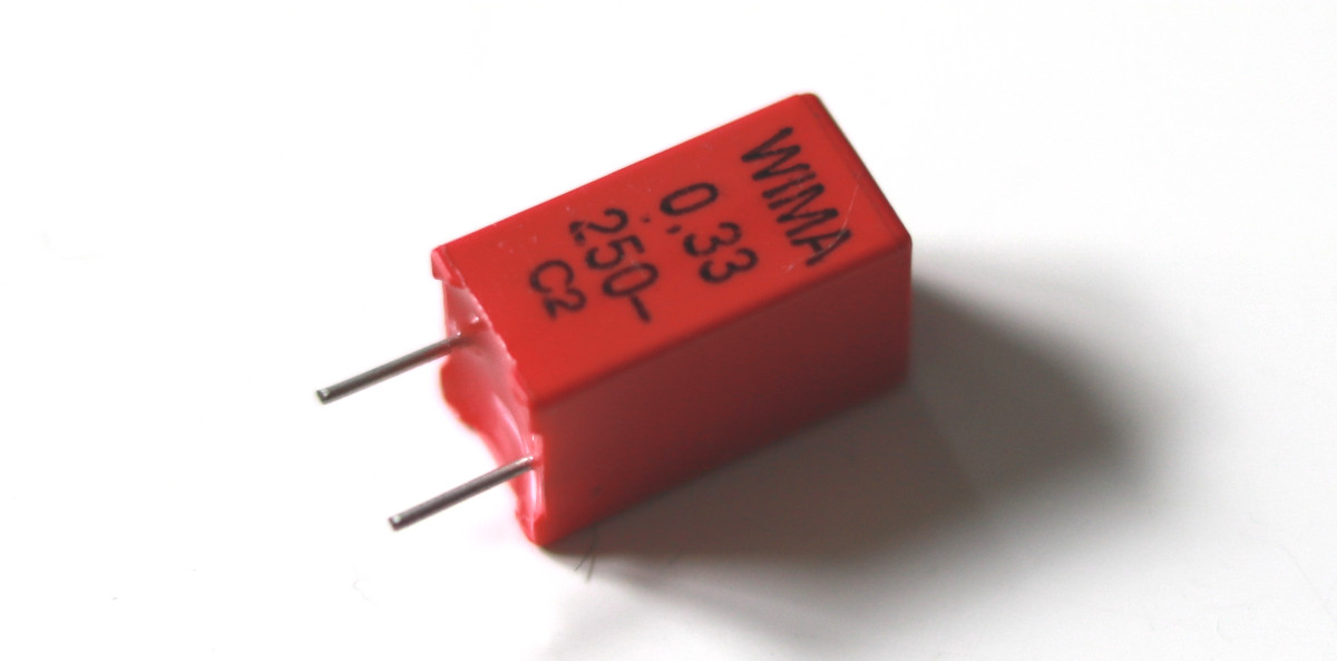 Wima Film Capacitor