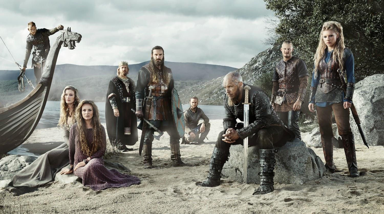 vikings season3 cast - Vikings uma Série Sangrenta !