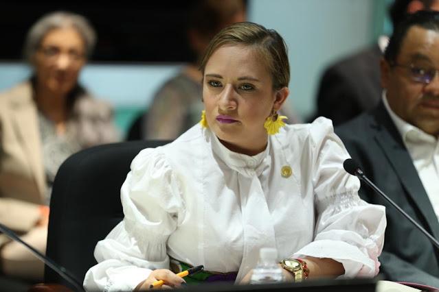 Dip. Mónica Bautista pide reconsiderar recortes presupuestales para 2022