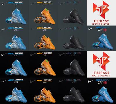 PES 2019 / PES 2018 Next-Gen Nike Mercurial Pack 2019 by Tisera09