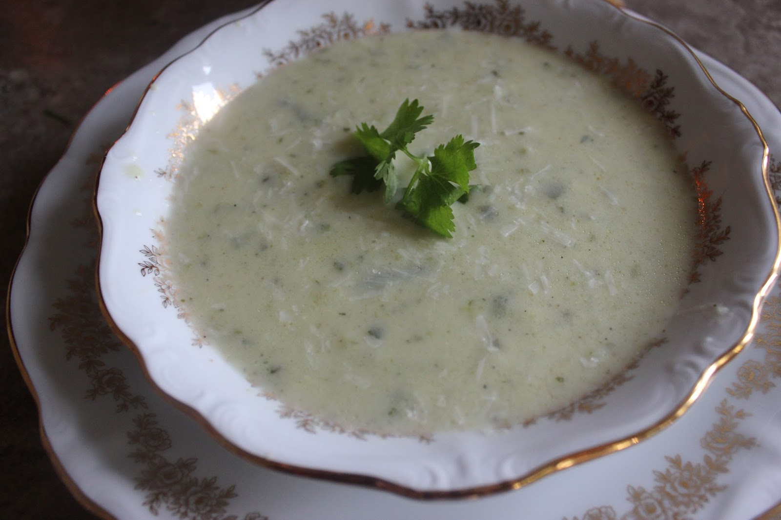 Sisters Luv 2 Cook: Spicy Zucchini Soup