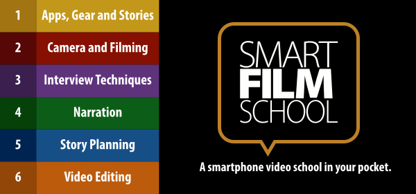 Kickstarter: A complete smaprthone video course in your pocket