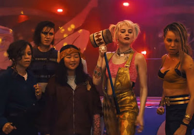 birds of prey petualangan anti hero harley quinn