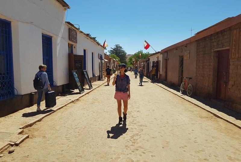 Rua Caracoles, San Pedro de Atacama