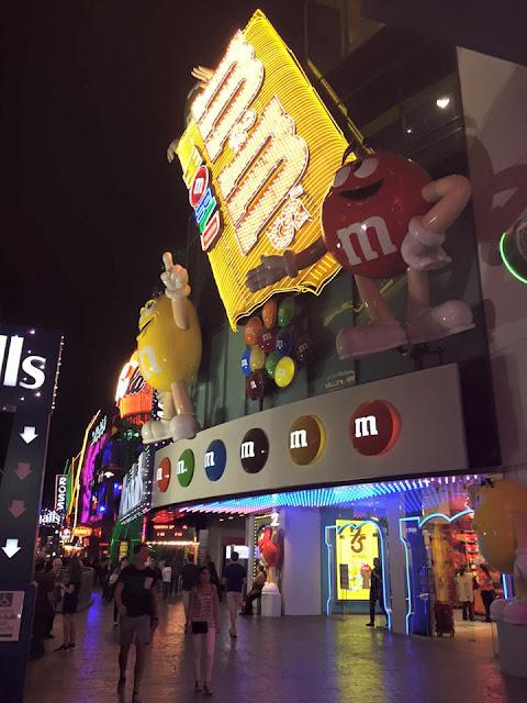 visite du Strip à Las Vegas