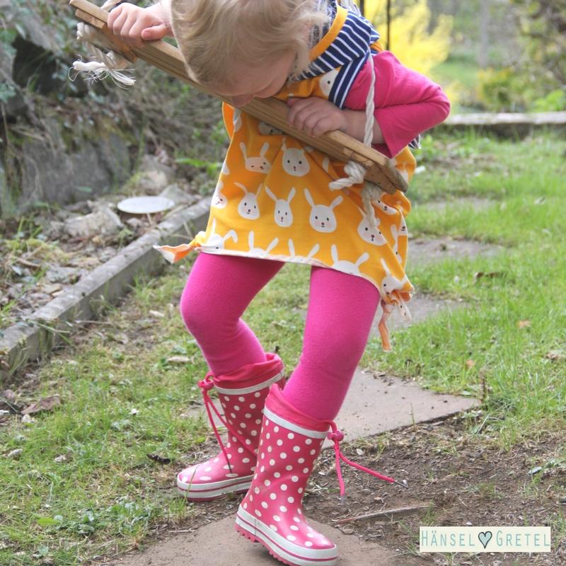 Lagenlook-Kombi XOLO von Farbenmix - Hänsel und Gretel Kindermode