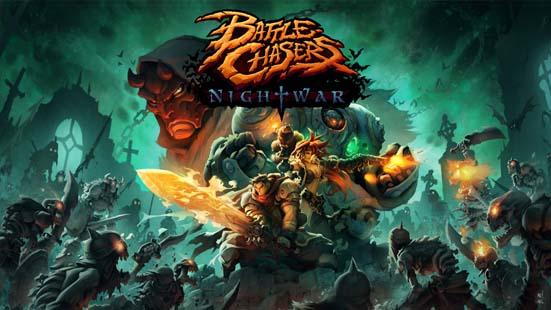 battle chaser  nightwar