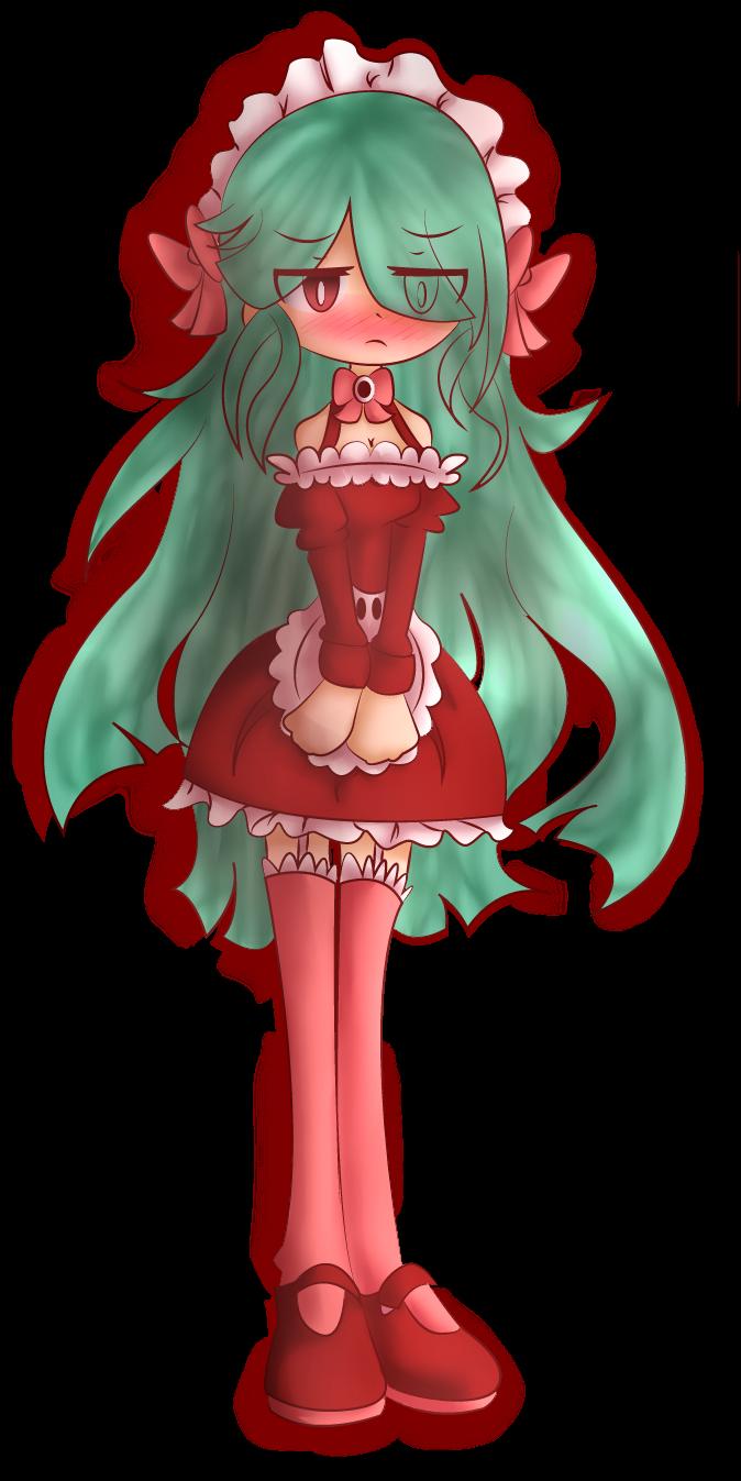 Lili ~ Maid dress