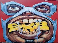 Bondi Street Art   Peque