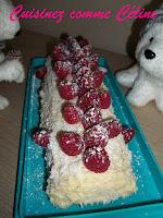 http://cuisinezcommeceline.blogspot.fr/2015/12/buche-framboise-coco.html