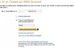 Tutorial Menggunakan Amazon S3 Sebagai Penyimpanan File Secara Online