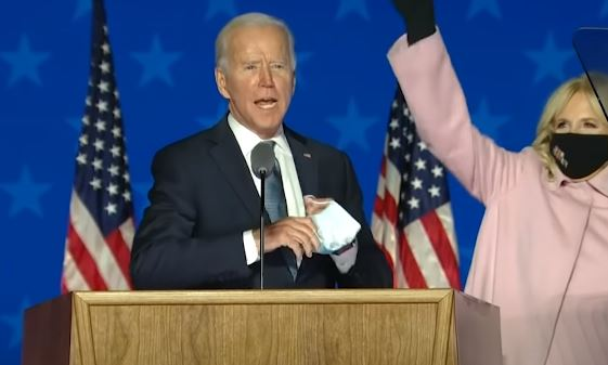 Biden Win election