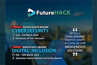 NITDA FutureHack Hackathon Competition 2020 [Programmers in Nigeria]