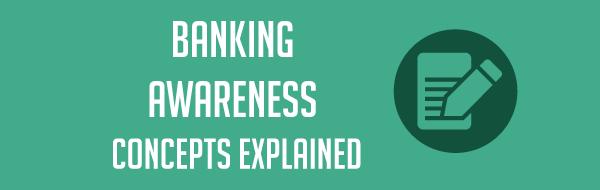 Banking-awareness-study-material