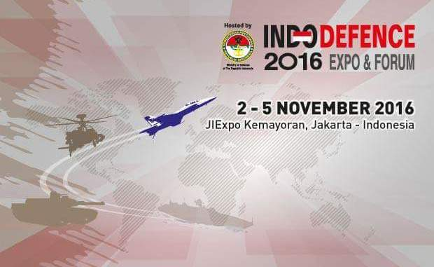 Indo Defence 2016