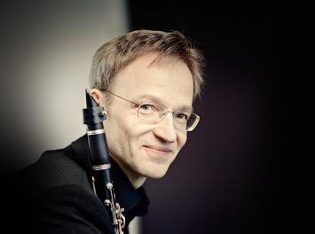 Entrevista al clarinetista Kari Kriiku de Finlandia. Músico en conversación con Marco Mazzini. Clariperu
