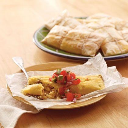 Tamales Made Easy Recipe