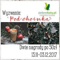 http://sklepzielonekoty.blogspot.com/2017/11/wyzwanie-pod-choinka.html