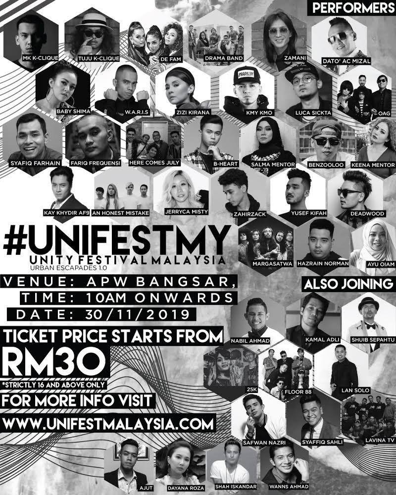 UniFestMy - Unity Festival Malaysia