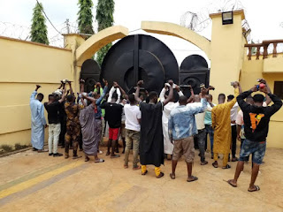 Two Lecturers And 28 Others Arrested Over Internet Fraud In Kwara State