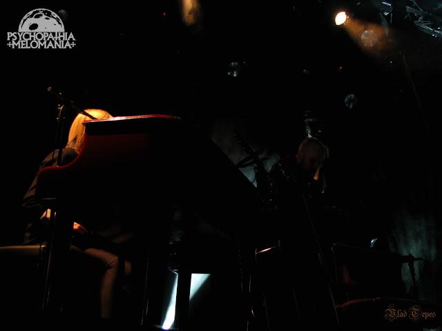 Anna Ternheim &  Johan Berthling @L'Alhambra, Paris 23/09/2009