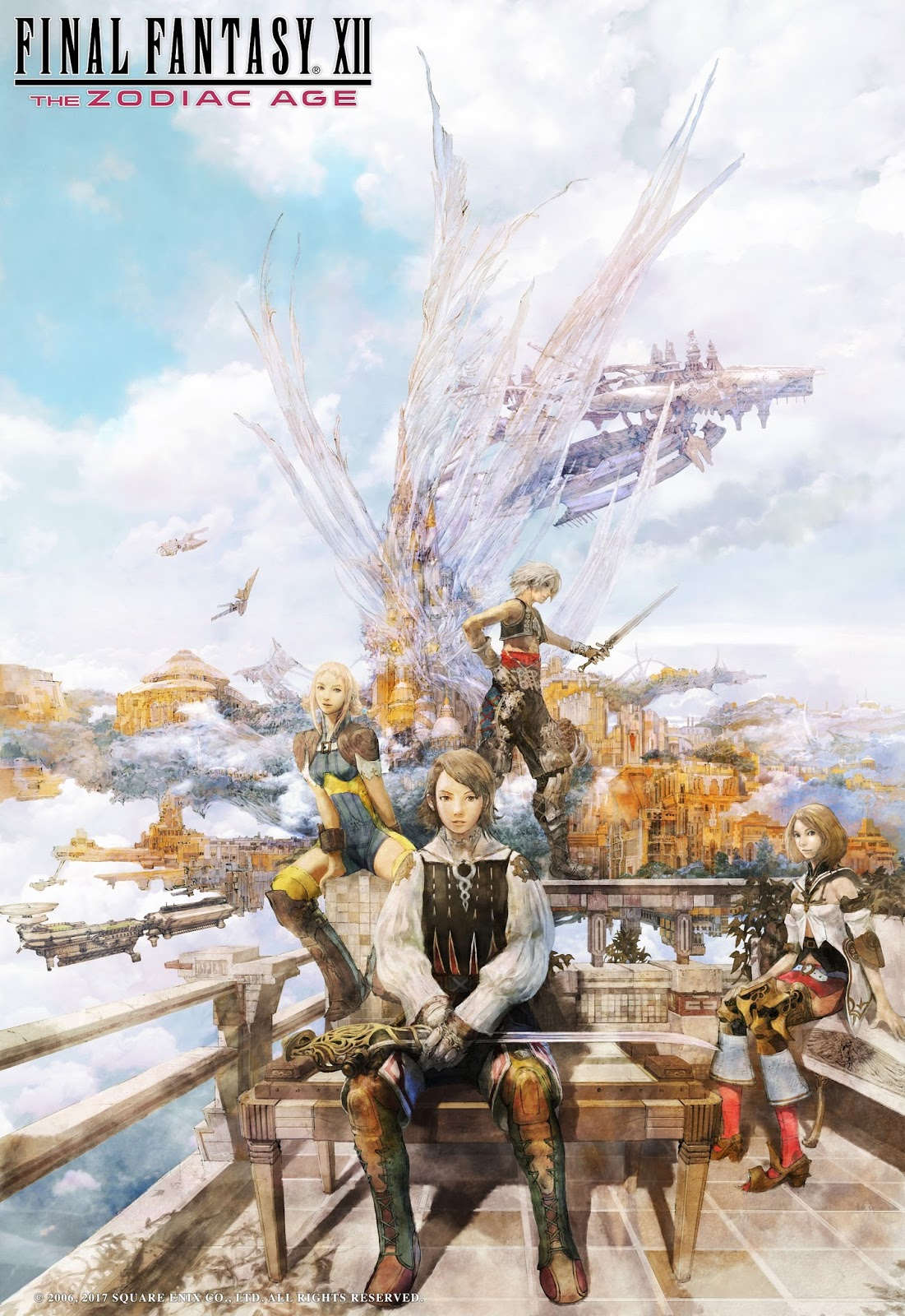 Final Fantasy XII supera el millón de copias vendidas