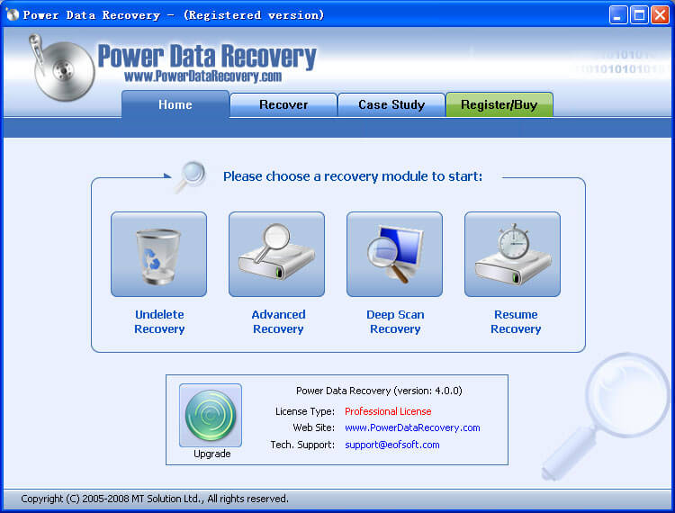 power data recovery free download with crack