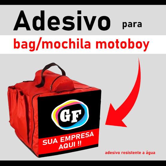ADESIVOS PARA MOCHILAS MOTOBOY