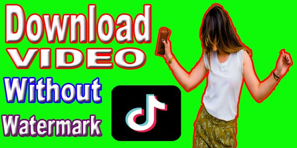 Download TIKTOK video without watermark
