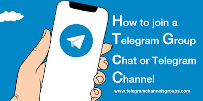 How to join a Telegram Group chat