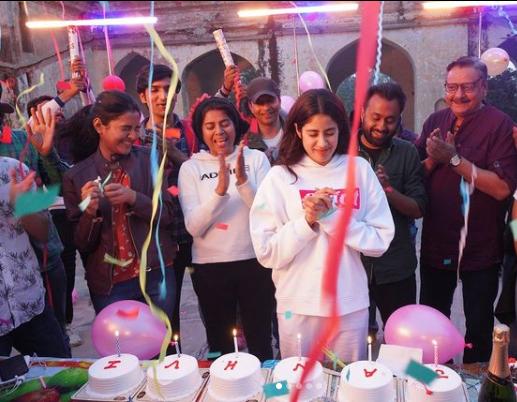 Janhvi Kapoor Birthday photos