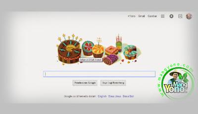 Google : Selamat Ultah Yono