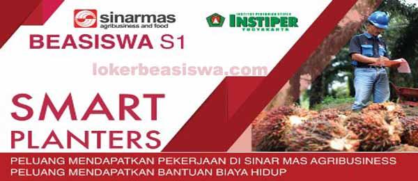 Beasiswa SMART Planter Instiper Yogyakarta