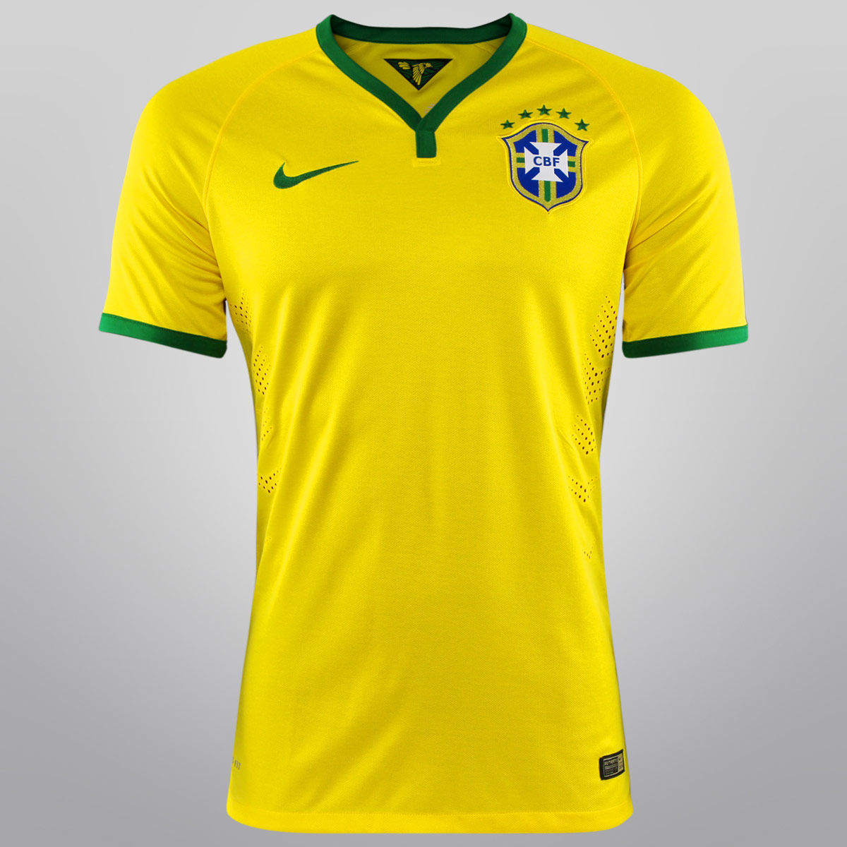 00f2cdee87f09 Uniformes PES PS2  Uniforme do Brasil 2014 15