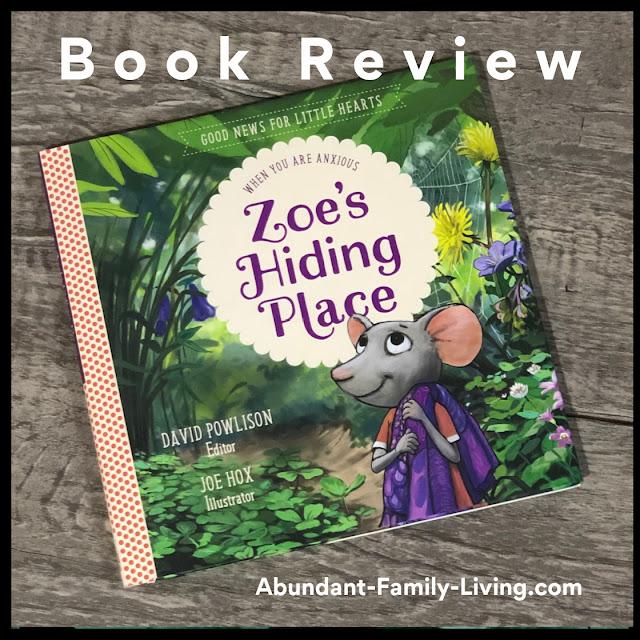 Zoe's Hiding Place by David Powlison