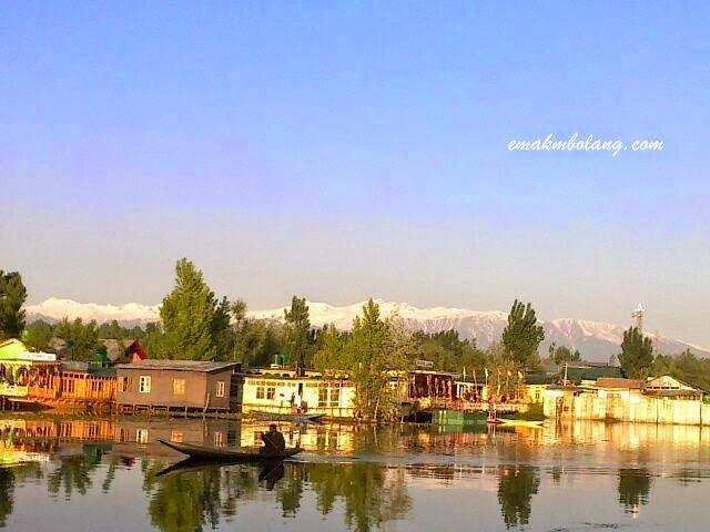 Sunrise Kashmir