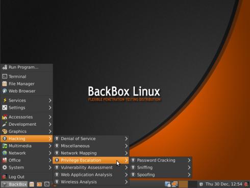 BackBox Linux 2 released