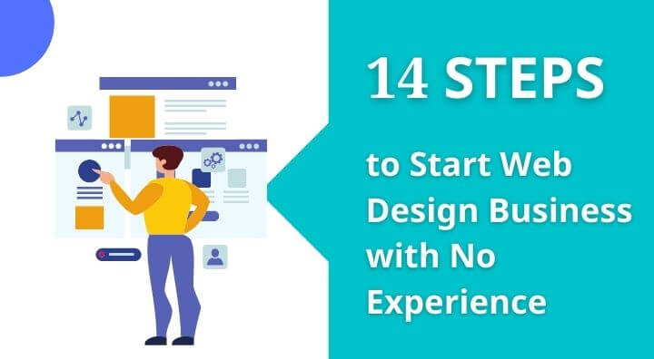 How To Start Web Design Business with No Experience In India
