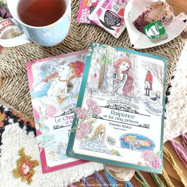 Contes imaginaires de Tomoko Hako