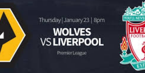 live streaming Wolves vs Liverpool 2020