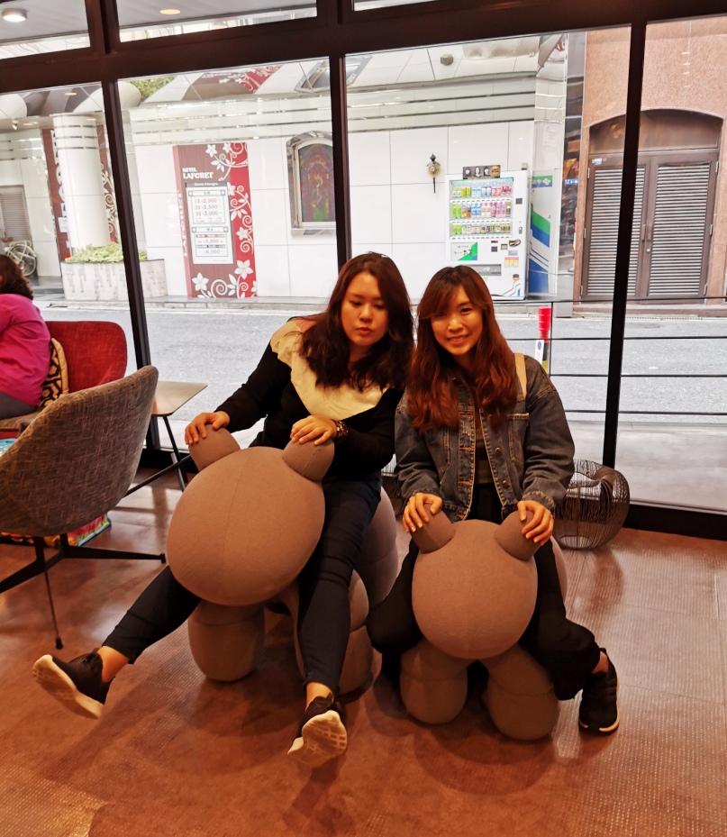 Osaka 2019 Roundup - Day 3: Money Exchangers + Osaka Castle Park + Shinsekai