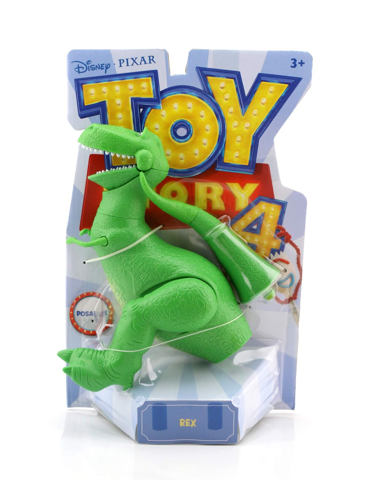 toy story 4 rex figure