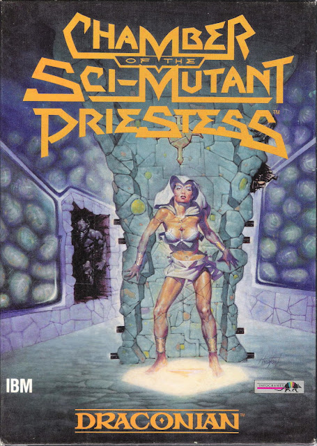 Videojuego Chamber of the Sci-Mutant Priestess