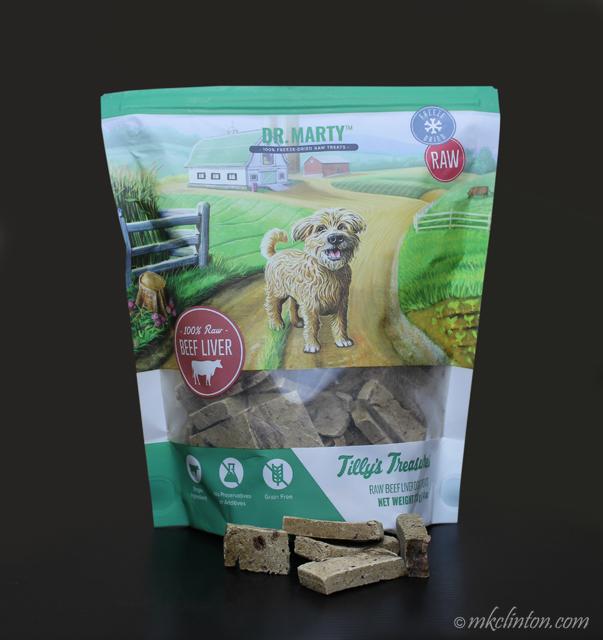 Tilly's Treasures 100% Freeze-Dried Dog Treats
