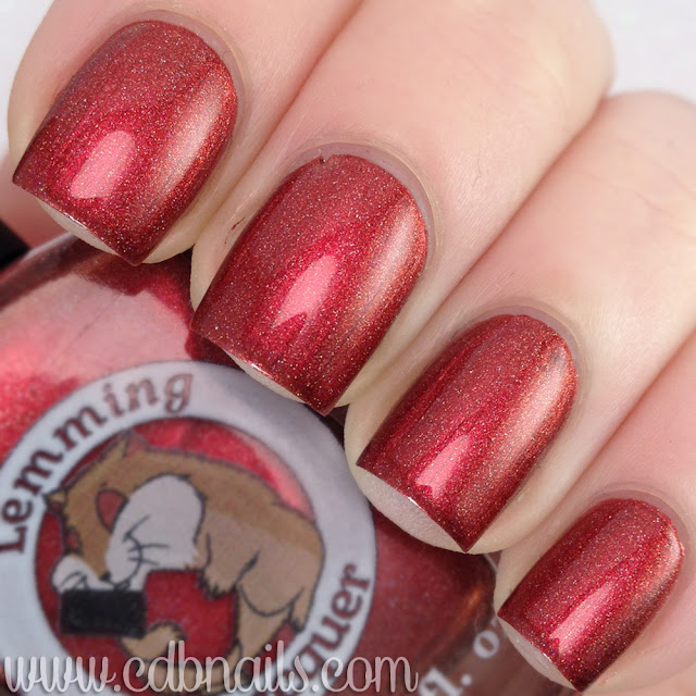 Lemming Lacquer-Krampus