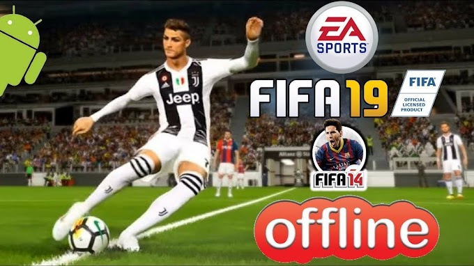 Download latest FIFA 14 MOD FIFA 19 for your Android