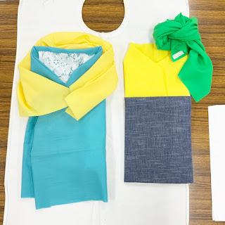 ©さんがつ日記 ファッションイメージの配色とは?「第5回イメージ配色・第6〜8回メイキング・コーディネートレッスン」